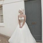 ♡ Vestido de novia Adria ♡