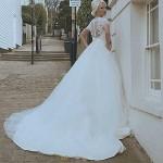 ♡ Vestido de novia Adva ♡