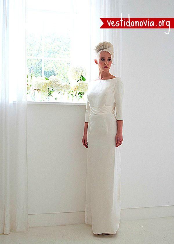 vestidos - vestido novia